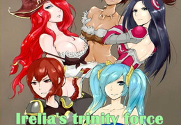 Irelia's Trinity Force