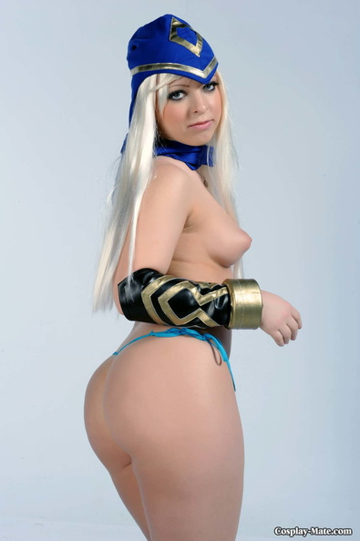 Cosplay porn ashe Ashe from